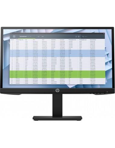 "HP P22 G4 54.6 cm (21.5"") 1920 x 1080 pikseliä Full HD Musta Hp 1A7E4AA#ABB - 1"