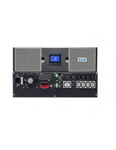 Eaton 9PX3000IRT3U UPS-virtalähde Taajuuden kaksoismuunnos (verkossa) 3000 VA W 10 AC-pistorasia(a) Eaton 9PX3000IRT3U - 1