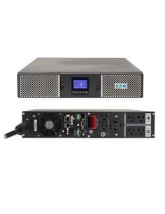 Eaton 9PX 3000RT Dubbelkonvertering (Online) 3000 VA 2700 W 7 AC-utgångar Eaton 9PX3000RT - 1