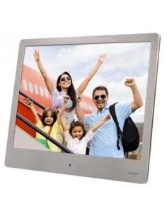 """Hama 00118560 digitala fotoramar Silver 20.3 cm (8"""") Hama 118560 - 1"""
