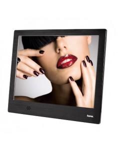 """Hama 8SLB digital photo frame Black 20.3 cm (8"""") Hama 118563 - 1"""