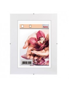 """Hama """"Clip-Fix"""" - 29.7 x 42 cm Transparent Hama 63028 - 1"""
