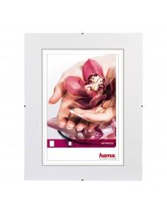 Hama Clip-Fix Läpinäkyvä Yksi kuvakehys Hama 63104 - 1