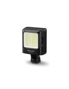 Panasonic VW-LED1E-K kameran salama Videokameran Musta Panasonic VW-LED1E-K - 1