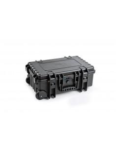 B&W 6600 Tietokonelaukku pyörillä Audioliitäntä Polypropeeni (PP), Kumi Musta B&w International 6600/B/RPD - 1