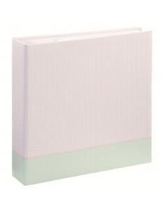 Hama Filigrana valokuvakansio Vihreä, Vaaleanpunainen 100 arkkia 10 x 15 cm Hama 2424 - 1