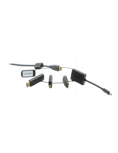 Kramer Electronics AD-RING-5 cable gender changer Musta Kramer 99-9191029 - 1