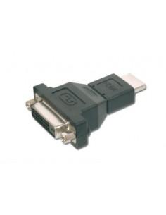 ASSMANN Electronic AK-330505-000-S cable gender changer HDMI A DVI-I (24+5) Svart Suomen Addon 309535 - 1