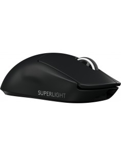 Logitech Pro X Superlight Wireless Perp Gaming Mouse Black Eer2 Logitech 910-005880 - 1
