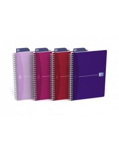 Oxford 100101291 muistikirja A5 Vaaleanpunainen, Fuksianpunainen Oxford 100101291 - 1