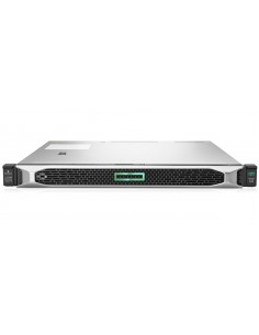 Hewlett Packard Enterprise ProLiant DL160 Gen10 servrar 48 TB 2.4 GHz 16 GB Rack (1U) Intel® Xeon Silver 500 W DDR4-SDRAM Hp P35