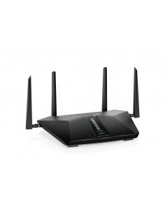 Netgear RAX43 wireless router Gigabit Ethernet Dual-band (2.4 GHz / 5 GHz) Black Netgear RAX43-100EUS - 1