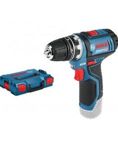 Bosch GSR 12V-15 FC Professional utan nyckel 600 g Svart, Blå Bosch 06019F6002 - 1