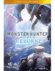 Capcom Act Key/monster Hunter World: Iceborne D Capcom 861926 - 1