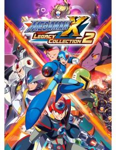 Capcom Mega Man X Legacy Collection 2 Kokoelma Englanti PC Capcom 862012 - 1