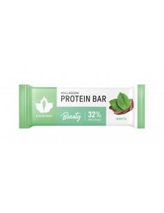 Kollageeni Protein Bar - Minttu 30 g proteiinipatukka Puhdistamo KPM30 - 1