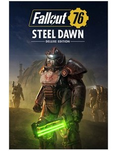 Bethesda Fallout 76: Steel Dawn Deluxe Edition Englanti PC Bethesda Softworks 861994 - 1