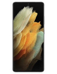 "Samsung Galaxy S21 Ultra 5G SM-G998 17.3 cm (6.8"") Dubbla SIM-kort Android 11 USB Type-C 12 GB 256 5000 mAh Silver Samsung SM-G9"