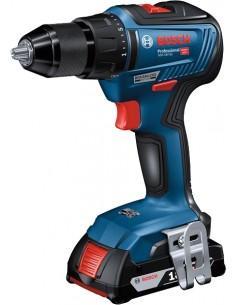 Bosch GSR 18V-55 1750 RPM Avaimeton 1 kg Musta, Sininen Bosch 06019H5202 - 1
