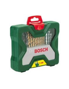Bosch 30-piece X-Line set Titanium Bosch 2607019324 - 1