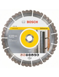Bosch 2 608 603 633 cirkelsågsblad 23 cm 1 styck Bosch 2608603633 - 1
