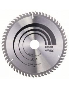 Bosch 2 608 641 190 pyörösahanterä 21 cm 1 kpl Bosch 2608641190 - 1