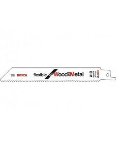 Bosch 2 608 656 017 sågblad till sticksåg, dekupörsåg och tigersåg Bosch 2608656017 - 1