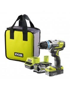 Ryobi R18PDBL-252S 1700 RPM Keyless 1.3 kg Black, Yellow Ryobi 5133003614 - 1