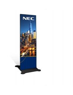 "NEC Direct View LED LED-A025i Totem design 198.1 cm (78"") Svart Nec 80000010 - 1"