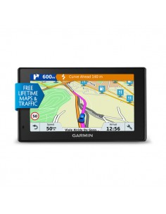 """Garmin DriveSmart 51 LMT-D navigator Fixed 12.7 cm (5"""") TFT Touchscreen 173.7 g Black Garmin 010-01680-23 - 1"""