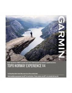 Garmin TOPO Norway Experience v4 navigaattorin kartta MicroSD/SD Norja Auto Garmin 010-12391-01 - 1