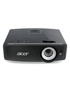 Acer P6500 dataprojektori Kattoon kiinnitettävä projektori 5000 ANSI lumenia DLP 1080p (1920x1080) Musta Acer MR.JMG11.001 - 1