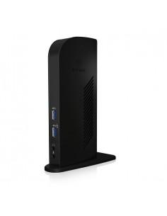ICY BOX IB-DK2242AC Wired USB 3.2 Gen 1 (3.1 1) Type-B Black Raidsonic 60333 - 1