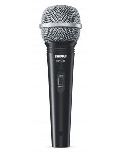 Shure SV100-WA mikrofoner Svart Scenmikrofon Shure SV100-WA - 1