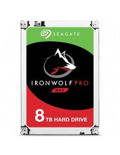 "Seagate IronWolf Pro ST8000NE0004 internal hard drive 3.5"" 8000 GB Serial ATA III Seagate ST8000NE0004 - 1"
