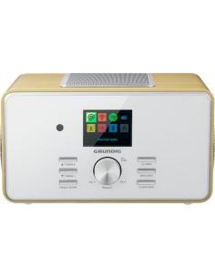 Grundig DTR 6000 X Kannettava Analoginen & digitaalinen Tammi, Valkoinen Grundig GIR1100 - 1