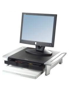Fellowes 8031101 monitorin kiinnike ja jalusta Musta, Hopea Fellowes 8031101 - 1