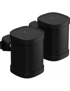 Sonos One Seinä Musta Sonos MOUNT ONE BLK - 1