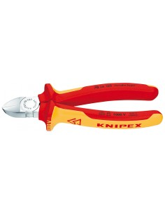 Knipex 70 26 160 Pihdit viistolla leikkauspinnalla Knipex 70 26 160 - 1