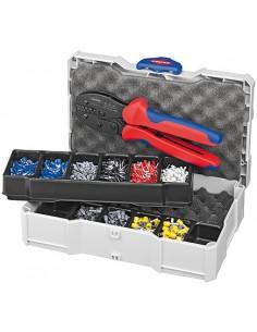 Knipex 97 90 23 johtopihdit Työkalusetti Sininen, Punainen Knipex 97 90 23 - 1