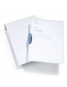 Durable Bewerbungs-Set A4 Sininen Durable 228607 - 1