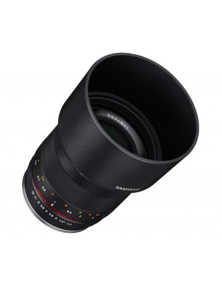 Samyang 50mm F1.2 AS UMC CS MILC Vakio-objektiivi Musta Samyang 21937 - 5