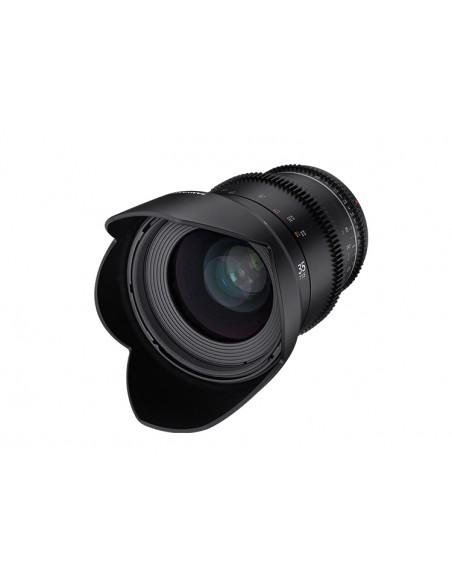 Samyang VDSLR 35mm T1.5 MK2 MILC Elokuvaobjektiivi Musta Samyang 23012 - 1