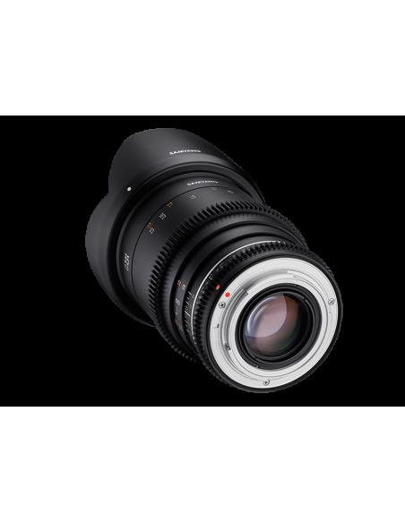 Samyang VDSLR 35mm T1.5 MK2 MILC Elokuvaobjektiivi Musta Samyang 23012 - 2