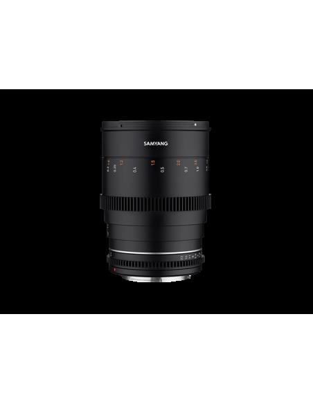 Samyang VDSLR 35mm T1.5 MK2 MILC Elokuvaobjektiivi Musta Samyang 23012 - 3