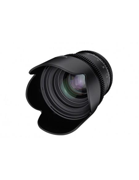 Samyang VDSLR 50mm T1.5 MK2 MILC Elokuvaobjektiivi Musta Samyang 23016 - 1