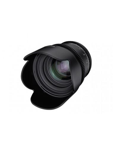 Samyang VDSLR 50mm T1.5 MK2 MILC Elokuvaobjektiivi Musta Samyang 23018 - 1