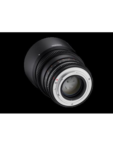 Samyang VDSLR 85mm T1.5 MK2 MILC Elokuvaobjektiivi Musta Samyang 23019 - 2