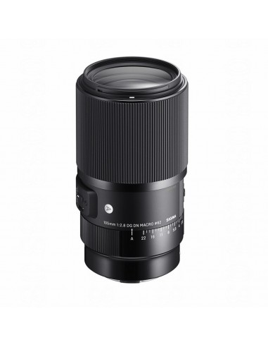 Sigma 105mm f / 2.8 DG DN Macro Art MILC/SLR Makro-objektiivi Musta Sigma 260965 - 1