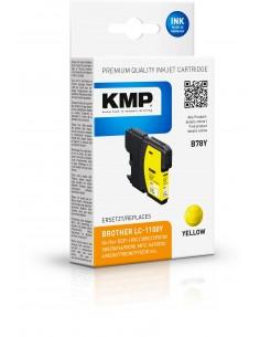 KMP 1522.4809 mustekasetti 1 kpl Yhteensopiva Keltainen Kmp Creative Lifestyle Products 1522,4809 - 1